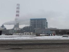 国电投开封发电厂烟囱